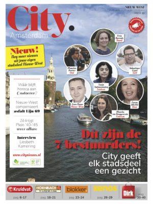 City Amsterdam krantje - editie 21 WEEK 45-2018 - V07 - NIEUW-WEST