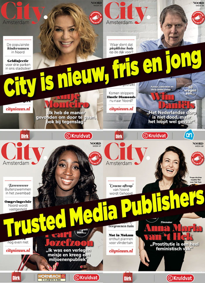 Trusted Media maakt City