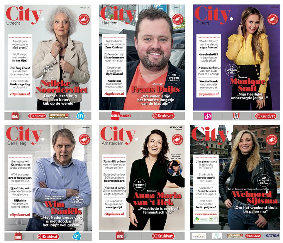 Trusted Media maakt City